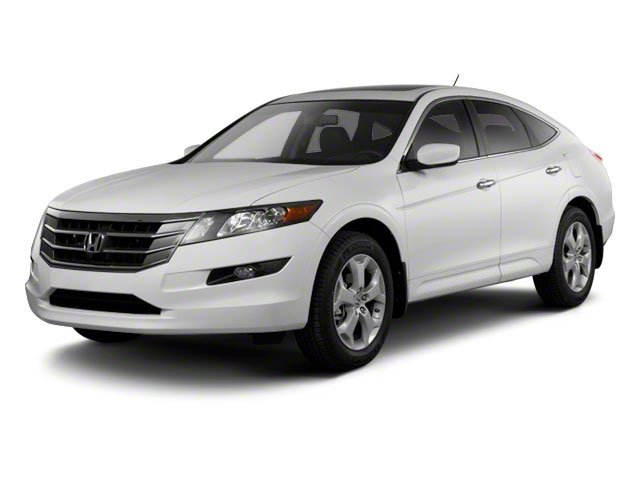 2010 Honda Accord Crosstour EX-L Front Wheel Drive Power Steering 4-Wheel Disc Brakes Aluminum W