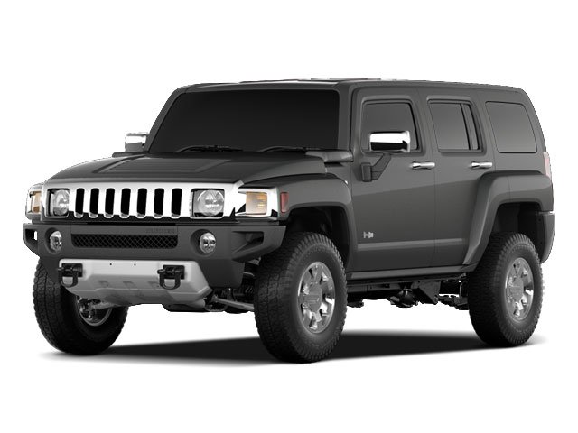 2010 HUMMER H3 SUV Adventure LockingLimited Slip Differential Four Wheel Drive Tires - Front On