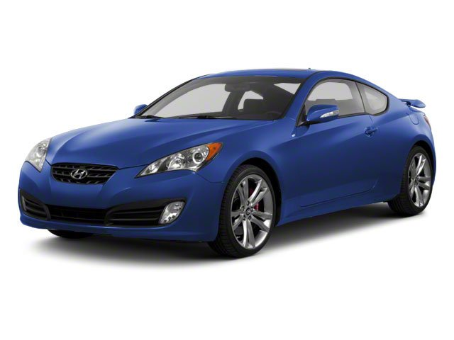 2010 Hyundai Genesis Coupe  Rear Wheel Drive Power Steering 4-Wheel Disc Brakes Aluminum Wheels