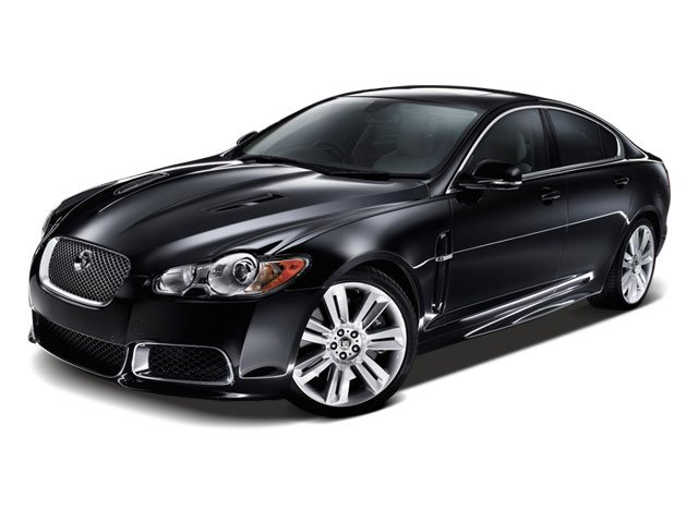 2010 Jaguar XF Luxury Rear Wheel Drive Power Steering ABS 4-Wheel Disc Brakes Aluminum Wheels