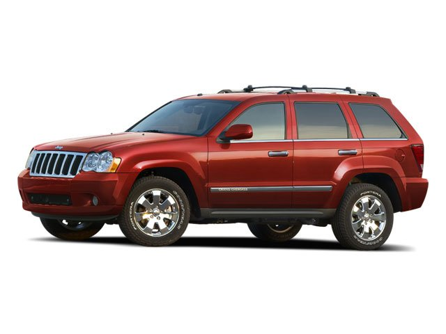 2010 Jeep Grand Cherokee Laredo Rear Wheel Drive Power Steering ABS 4-Wheel Disc Brakes Brake A