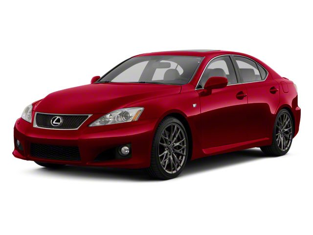 2010 Lexus IS F