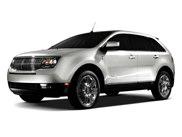 2010 Lincoln MKX  Front Wheel Drive Power Steering 4-Wheel Disc Brakes Aluminum Wheels Tires -