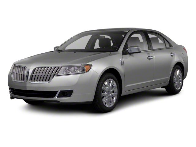 2010 Lincoln MKZ 4DR SDN FWD Front Wheel Drive Power Steering 4-Wheel Disc Brakes Aluminum Wheel
