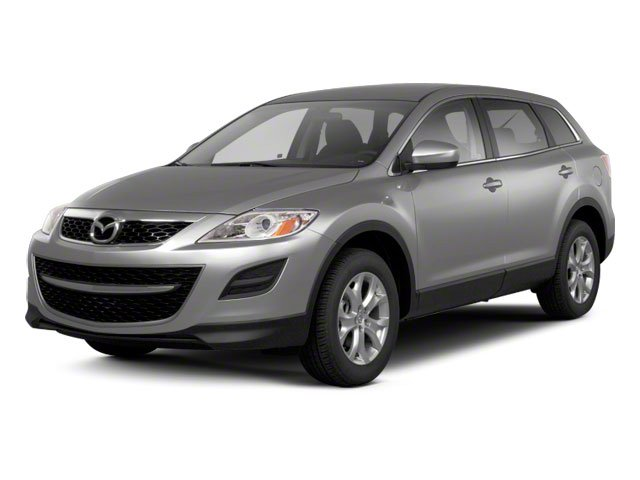 2010 Mazda CX-9 Touring Front Wheel Drive Power Steering 4-Wheel Disc Brakes Aluminum Wheels Ti