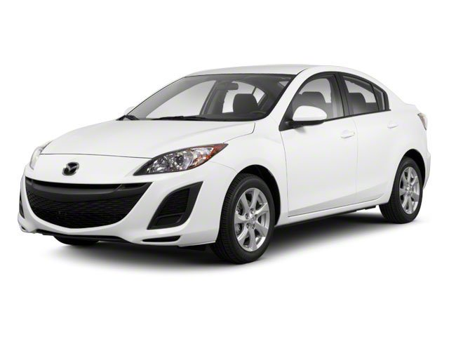 2010 Mazda Mazda3 i Front Wheel Drive Power Steering 4-Wheel Disc Brakes Tires - Front Performan