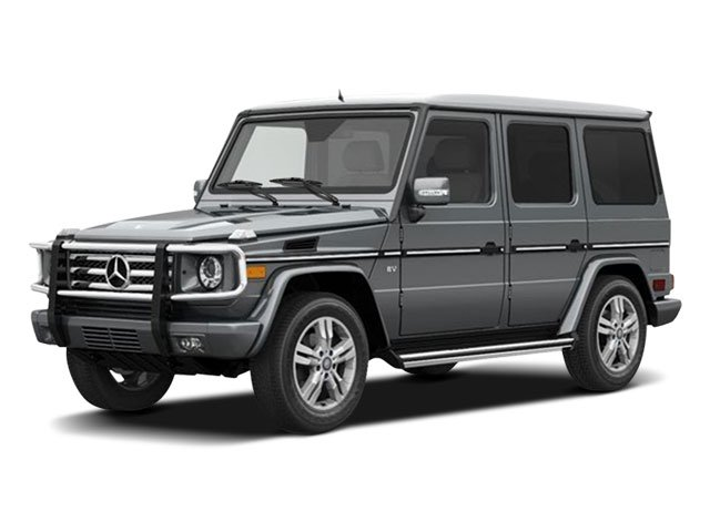 2010 Mercedes-Benz G-Class Photo