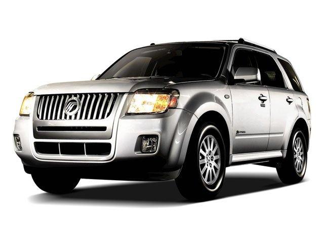 2010 Mercury Mariner Hybrid Four Wheel Drive Power Steering Front DiscRear Drum Brakes Tires -