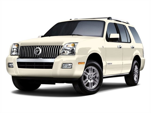 2010 Mercury Mountaineer Premier  4 Doors 4-wheel ABS brakes 46 liter V8 SOHC engine 8-way pow