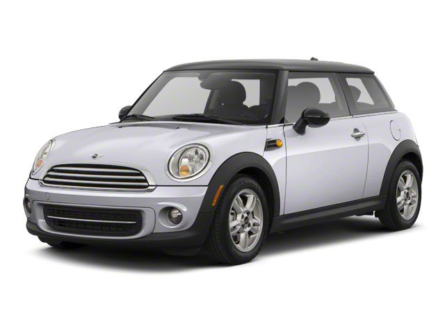 2010 MINI Cooper Hardtop 2dr Cpe Front Wheel Drive Power Steering 4-Wheel Disc Brakes Aluminum W
