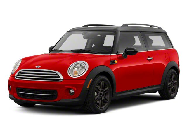 2010 MINI Cooper Clubman  Front Wheel Drive Power Steering 4-Wheel Disc Brakes Aluminum Wheels