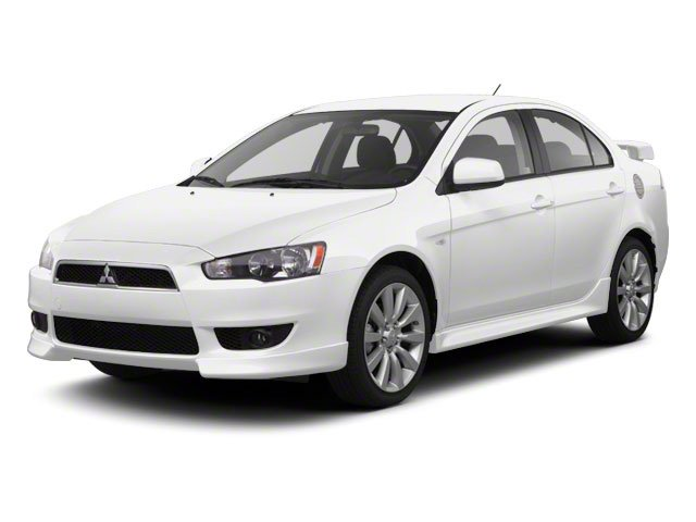 2010 Mitsubishi Lancer ES Front Wheel Drive Power Steering 4-Wheel Disc Brakes Aluminum Wheels