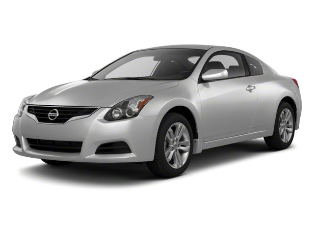 2010 Nissan Altima 25 S Front Wheel Drive Power Steering 4-Wheel Disc Brakes