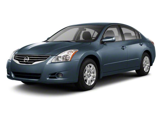 2010 Nissan Altima 25 SL Front Wheel Drive Power Steering 4-Wheel Disc Brakes Aluminum Wheels
