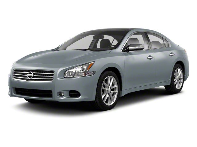 2010 Nissan Maxima  Front Wheel Drive Power Steering 4-Wheel Disc Brakes Aluminum Wheels Tires
