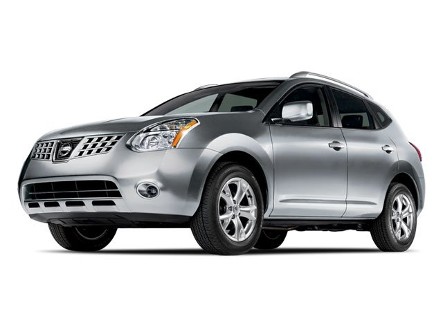 2010 Nissan Rogue S Krom Edition Power Mirrors Tires - Front All-Season Tires - Rear All-Season