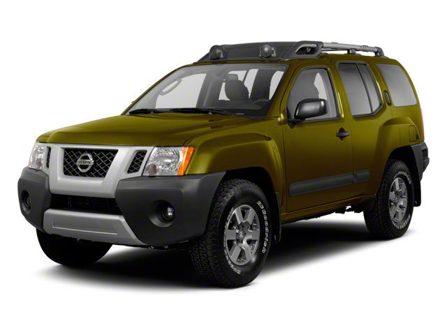 2010 Nissan Xterra X Four Wheel Drive Power Steering 4-Wheel Disc Brakes Steel Wheels Tires - F
