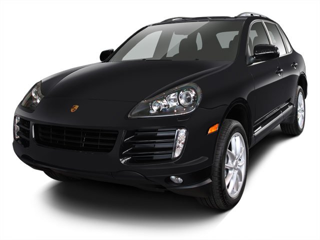 2010 Porsche Cayenne  All Wheel Drive Power Steering 4-Wheel Disc Brakes Tires - Front Performan