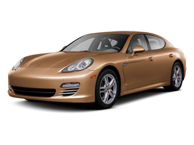 2010 Porsche Panamera S Active Suspension Power Steering 4-Wheel Disc Brakes Tires - Front Perfo