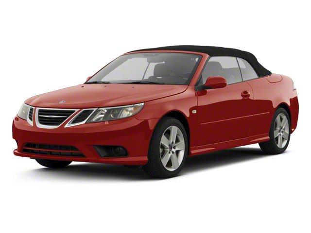 2010 Saab 9-3 2DR CONV Turbocharged Front Wheel Drive Power Steering 4-Wheel Disc Brakes Alumin