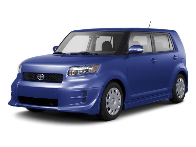 2010 Scion xB BLACK Front Wheel Drive Power Steering 4-Wheel Disc Brakes Wheel Covers Steel Whe