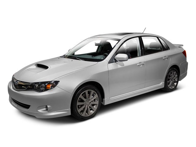 2010 Subaru Impreza WRX Turbocharged All Wheel Drive Power Steering 4-Wheel Disc Brakes Aluminu