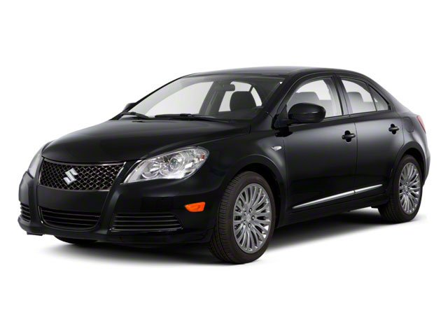 2010 Suzuki Kizashi GTS Front Wheel Drive Power Steering 4-Wheel Disc Brakes Tires - Front Perfo