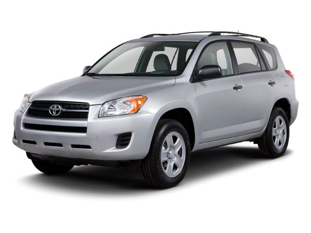 2010 Toyota RAV4 4430 Base Automatic Super White Dark Charcoal LockingLimited Slip Differentia