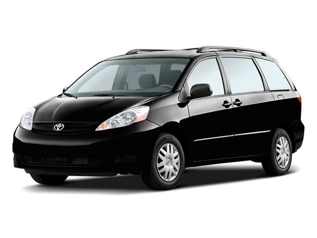 2010 Toyota Sienna  All Wheel Drive Power Steering 4-Wheel Disc Brakes Aluminum Wheels Tires -