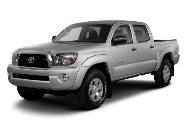 2010 Toyota Tacoma 4WD Double V6 AT Natl LockingLimited Slip Differential Four Wheel Drive Pow