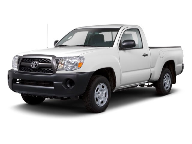 2010 Toyota Tacoma REG CAB 4WD MT LockingLimited Slip Differential Four Wheel Drive Power Steeri