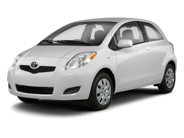 2010 Toyota Yaris 3DR LB AT AC CD