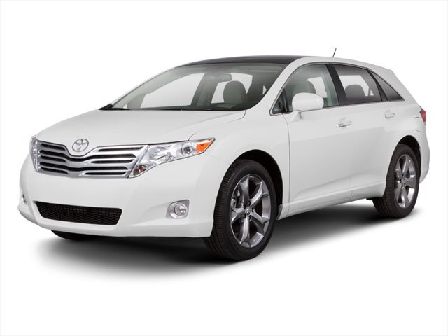 2010 Toyota Venza 4DR WGN V6 AWD All Wheel Drive Power Steering 4-Wheel Disc Brakes Aluminum Whe