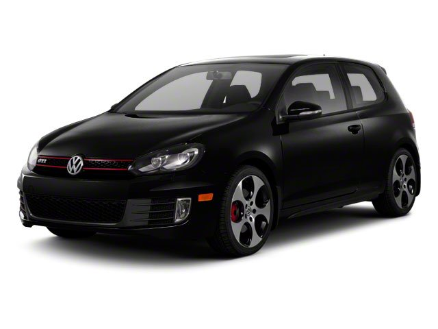 2010 Volkswagen GTI 2dr Hatchback Manual PZEV Turbocharged Traction Control Brake Actuated Limite