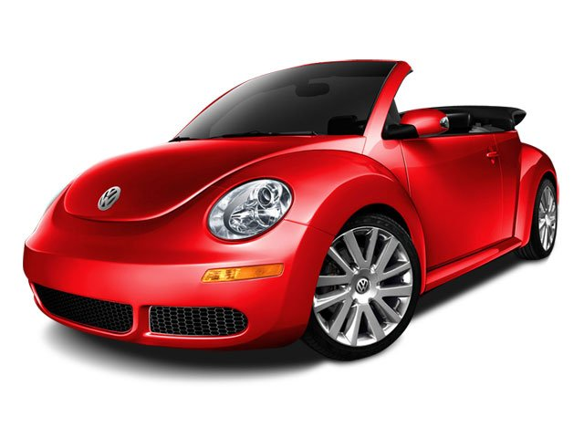 2010 Volkswagen New Beetle Convertible 2DR AUTO PZEV Traction Control Brake Actuated Limited Slip