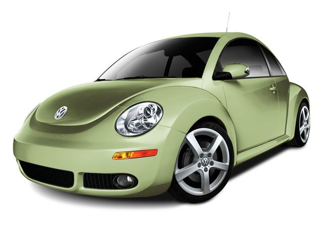 2010 Volkswagen New Beetle Coupe 2.5L