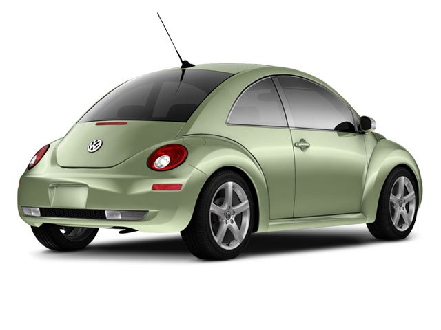 2010 Volkswagen New Beetle Coupe 2.5L