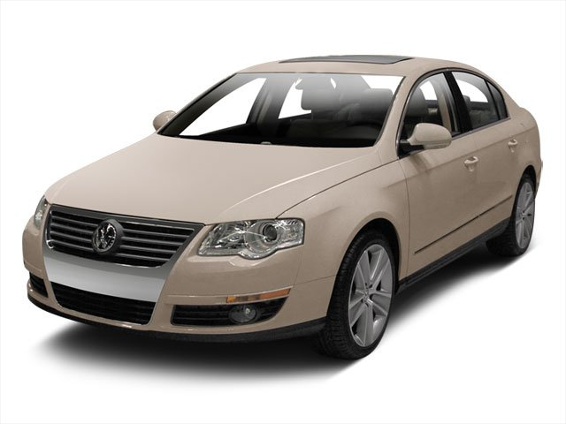 2010 Volkswagen Passat Sedan Komfort Turbocharged Traction Control Front Wheel Drive Power Steer