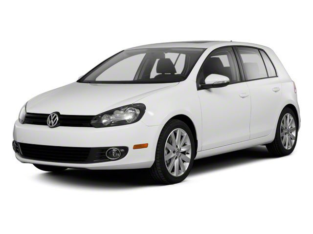 2010 Volkswagen Golf 4DR HB PZEV AT