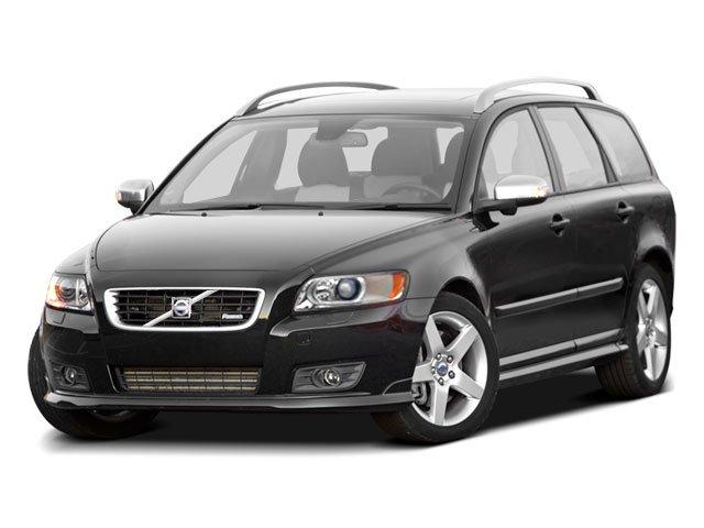 2010 Volvo V50  Front Wheel Drive Power Steering 4-Wheel Disc Brakes Aluminum Wheels Tires - Fr
