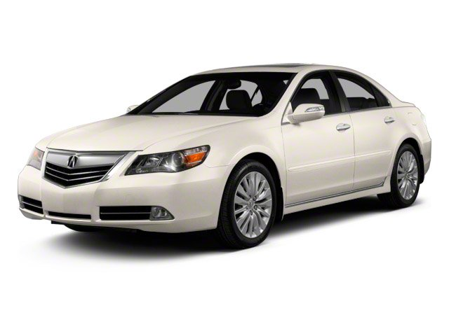 2011 Acura RL Advance Pkg Forged Silver Metallic