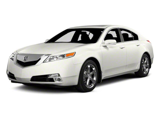 2011 Acura TL 35 Front Wheel Drive Power Steering 4-Wheel Disc Brakes Aluminum Wheels Tires -