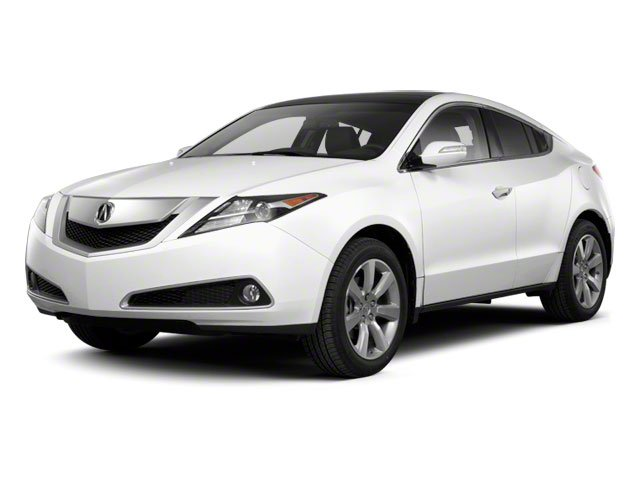 2011 Acura ZDX Tech Pkg All Wheel Drive Power Steering 4-Wheel Disc Brakes Aluminum Wheels Tire