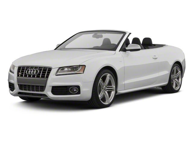 2011 Audi S5 Prestige Supercharged All Wheel Drive Power Steering 4-Wheel Disc Brakes Tires - F