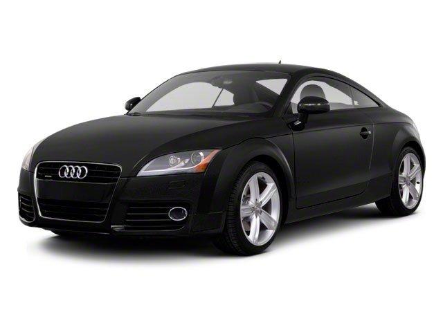 2011 Audi TT 20T Premium Plus Turbocharged All Wheel Drive Power Steering 4-Wheel Disc Brakes
