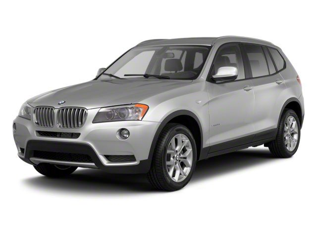 2011 BMW X3 28i All Wheel Drive Power Steering ABS 4-Wheel Disc Brakes Brake Assist Tires - Fr