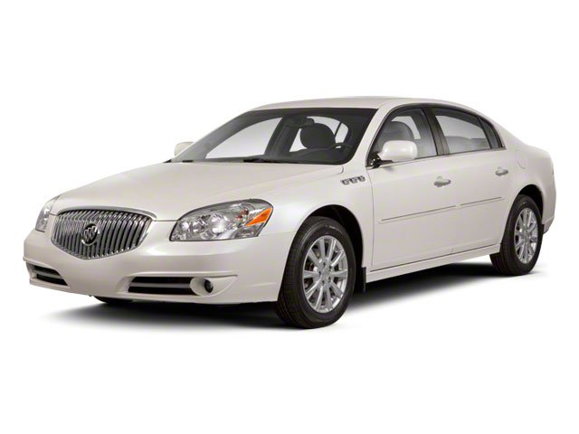 2011 Buick Lucerne CXL Premium Multi-Zone AC Universal Garage Door Opener Bluetooth Connection