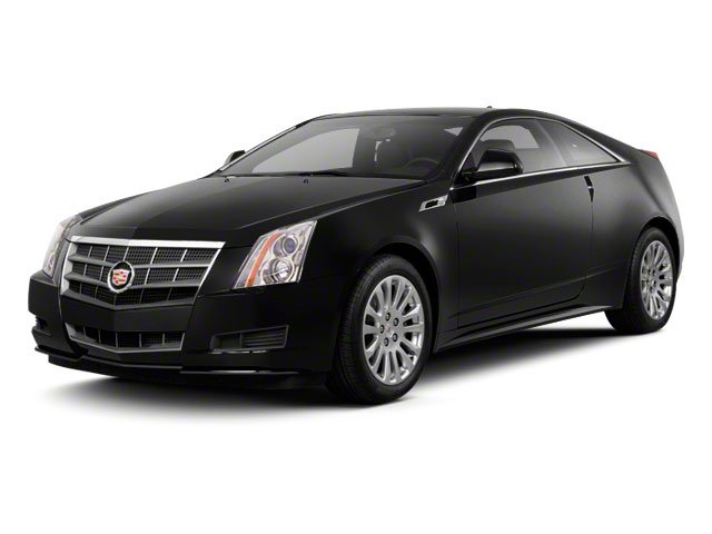 2011 Cadillac CTS Coupe Premium Security System Back-Up Camera Adjustable Steering Wheel Heated
