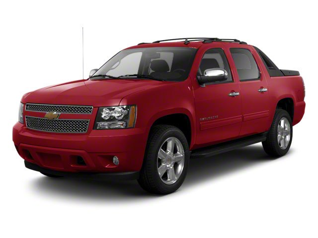 2011 Chevrolet Avalanche LTZ 308 Rear Axle RatioHeavy-Duty Rear Locking Differential20 x 85 P