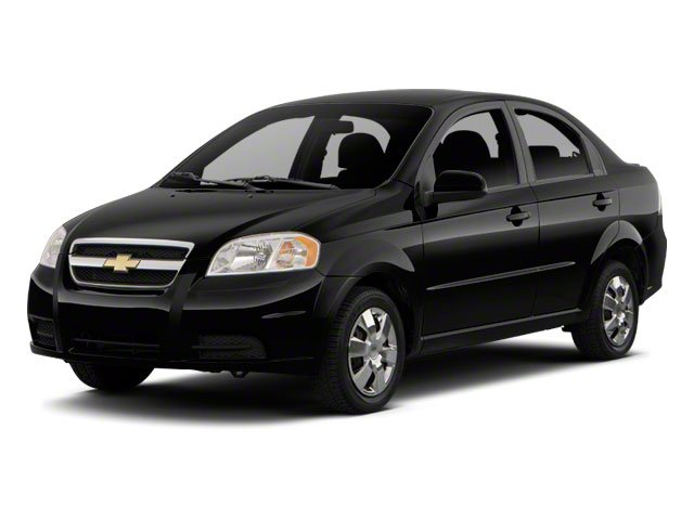 2011 Chevrolet Aveo  Front Wheel Drive Power Steering Front DiscRear Drum Brakes Wheel Covers